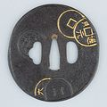 Sword Guard (Tsuba) MET 14.60.29 003mar2014.jpg