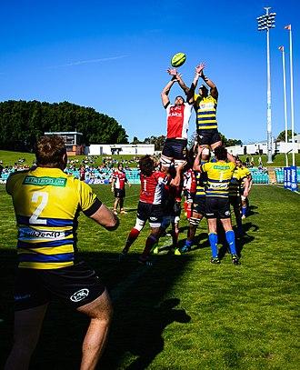 Canberra Vikings - Image: Sydney Stars versus Canberra Vikings NRC Round 5 (2)