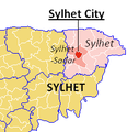 Sylhet City Map.png