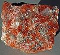 Sylvite-halite-carnallite-polyhalite (Salado Formation, Upper Permian; Southwest Potash Mine, Eddy County, New Mexico, USA) 6.jpg