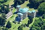 Szent Kereszt felmagasztalása plébániatemplom és mauzóleum, légi fotó.jpg