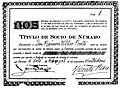 Título accionarial de Nós a nome de Ramón Villar Ponte.jpg
