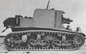 T18 Howitzer Motor Carriage - A contemporary photo of the T18 Howitzer Motor Carriage HMC.