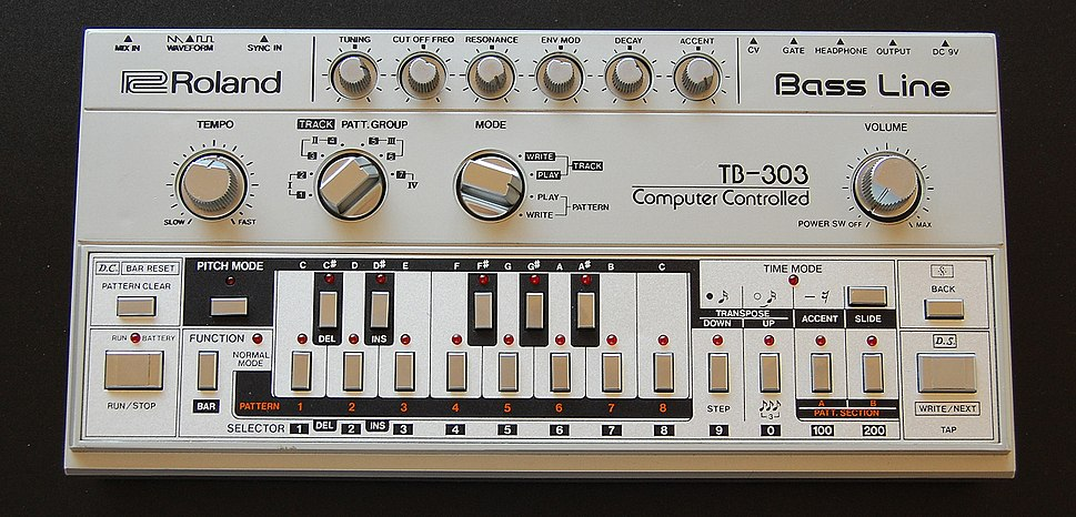 TB303 Front View