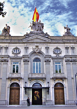 Supreme Court of Spain - Supreme Court of Spain