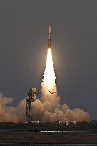 TacSat-3 - Launch of TacSat-3