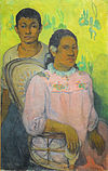 Tahitian Woman and Boy.jpg