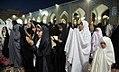 Tahvil-e Saal of Nowruz 2018 (1397 SH) in Imam Reza shrine, Mashhad (13970101000008636571890119727770 53850).jpg