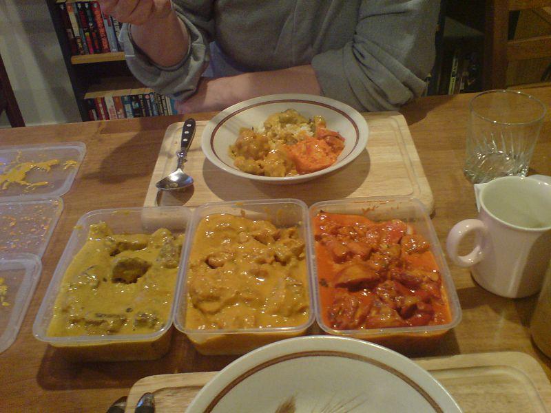 File:Take Away Food Dishes Indian Curries.jpg