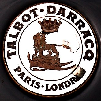 Darracq and Company London - Image: Talbot Darracq Paris Londres