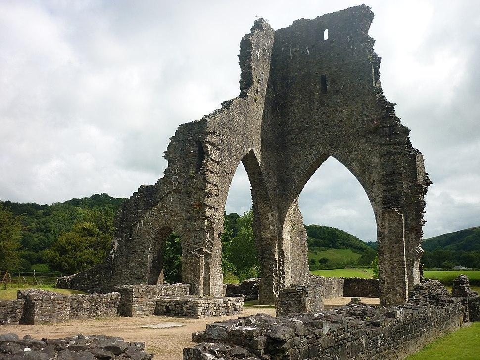 Talley Abbey 2010