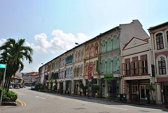 Tanjong Pagar - Tanjong Pagar Road.