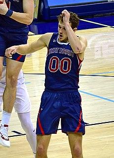 Tanner Krebs Australian basketball player
