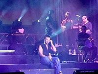 Tarkan in Skopje, 2007