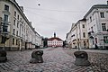 Tartu town square during COVID-19 pandemic.jpg