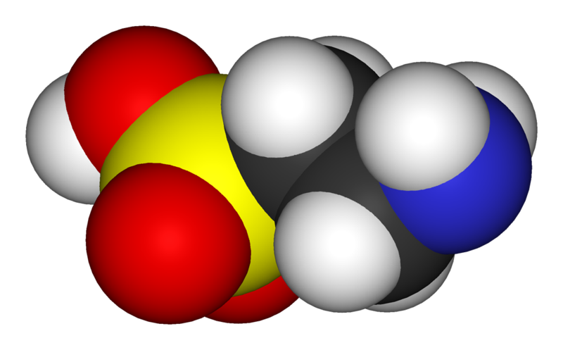 File:Taurine-3D-vdW.png