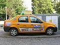 Taxi Logan (Bucharest).JPG