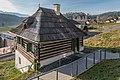 Techelsberg Sankt Martin 3 Kaplanei-Mesnerhaus NO-Ansicht 08122019 7645.jpg