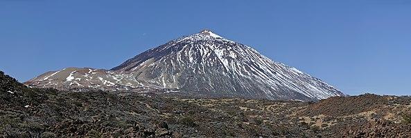Teide mountain