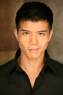 Telly Leung American actor and musician