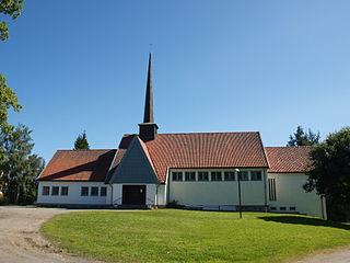 Tempe Church Church in Trøndelag, Norway