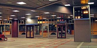 Bonaventure station - The Terminus Centre-Ville