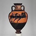 Terracotta Panathenaic prize amphora (jar) MET DP104336.jpg