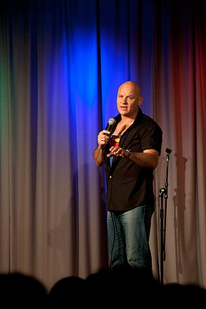 Terry Alderton - Image: Terry Alderton in 2010