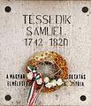 Tessedik Sámuel emléktáblája Kossuth tér 11.JPG