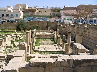 Thala, Tunisia Place in Kasserine, Tunisia