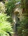 The 'Quarry Garden' at Belsay Castle (5) - geograph.org.uk - 1384679.jpg