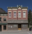 The 1893 Masonic Hall in Ouray, Colorado, an old mining community high in the San Juan Mountains of southwestern Colorado LCCN2015632317.tif