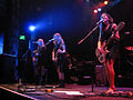 The Bangles at House of Blues Anaheim, 12 November 2011 (6343560022).jpg