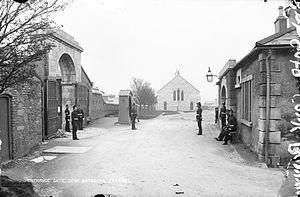 Collins Barracks, Cork - Image: The Barracks, Cork