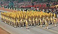 The CISF marching contingent passes through the Rajpath during the 59th Republic Day Parade-2008, in New Delhi on January 26, 2008.jpg