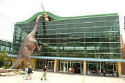 The Childrens Museum of Indianapolis Welcome Center.jpg