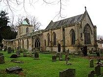 The Church of St Mary the Virgin, Morpeth - geograph.org.uk - 613740.jpg