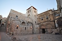 The Church of the Holy Sepulchre-Jerusalem.JPG