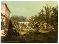 The Conversationsgebaude and the Kurgarden, Bad Kissengen (i.e. Bad Kissingen), Bavaria, Germany-LCCN2002696121.tif
