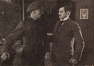 The Devil's Garden - Unidentified actor and Lionel Barrymore
