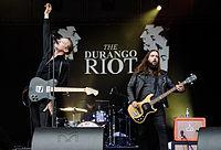 The Durango Riot, Kosmonaut 07.jpg