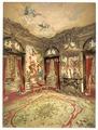 The Gobelin Tapestries, Linderhof Castle, Upper Bavaria, Germany-LCCN2002696250.tif