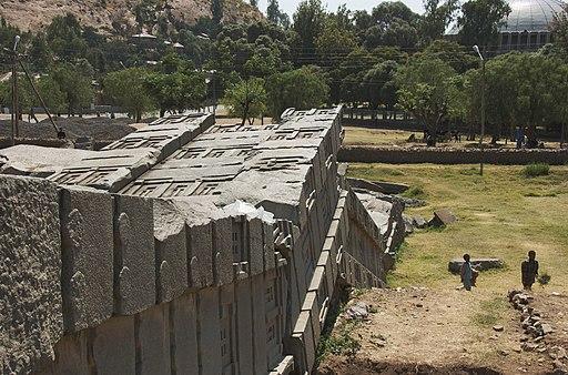 The Great Obelisk, Axum (2812691618)