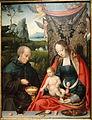 The Holy Family, school of Joos van Cleve, Flemish, 1485-1541 - Mount Holyoke College Art Museum - DSC04590.JPG