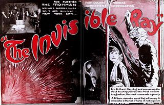 <i>The Invisible Ray</i> (1920 serial) 1920 film