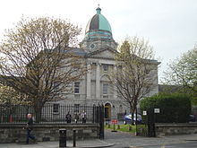 The Law Society of Ireland, Blackhall Place.JPG