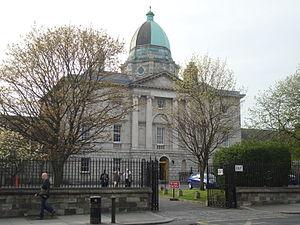 Law Society of Ireland - Image: The Law Society of Ireland, Blackhall Place