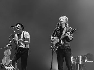 The Lumineers American indie folk band