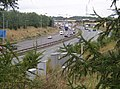 The M62 from Blake Law Lane, Clifton - geograph.org.uk - 221361.jpg