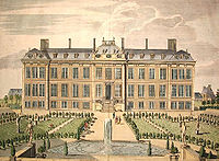 The North Prospect of Mountague House JamesSimonc1715.jpg